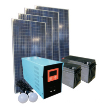 1kw Solar off Grid System Green Energy Power zu Hause